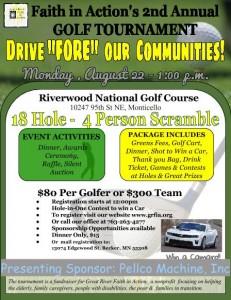 Golf Flyer 2016